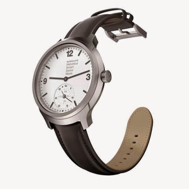 Erste Schweizer Smart Watch