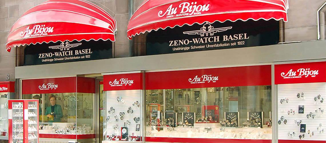 Au Bijou Uhren Schmuck Basel Uhrmacher Juwelier