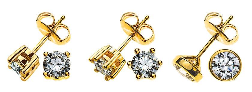 Diamant Ohrstecker Basel