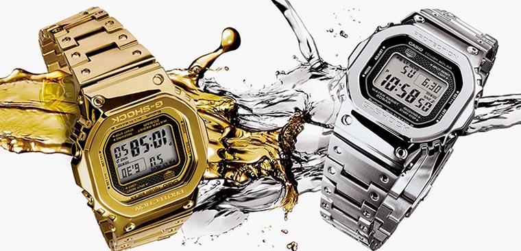 G-Shock Uhren in Basel