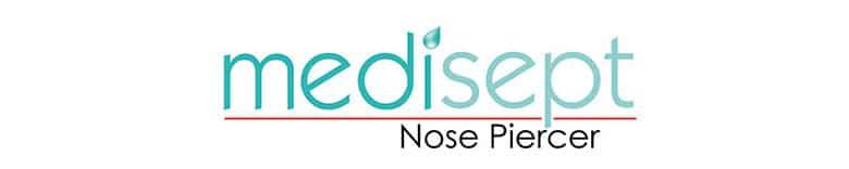 Professionelles Nasenpiercing System