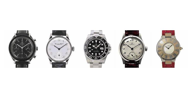 Ankauf von Uhren