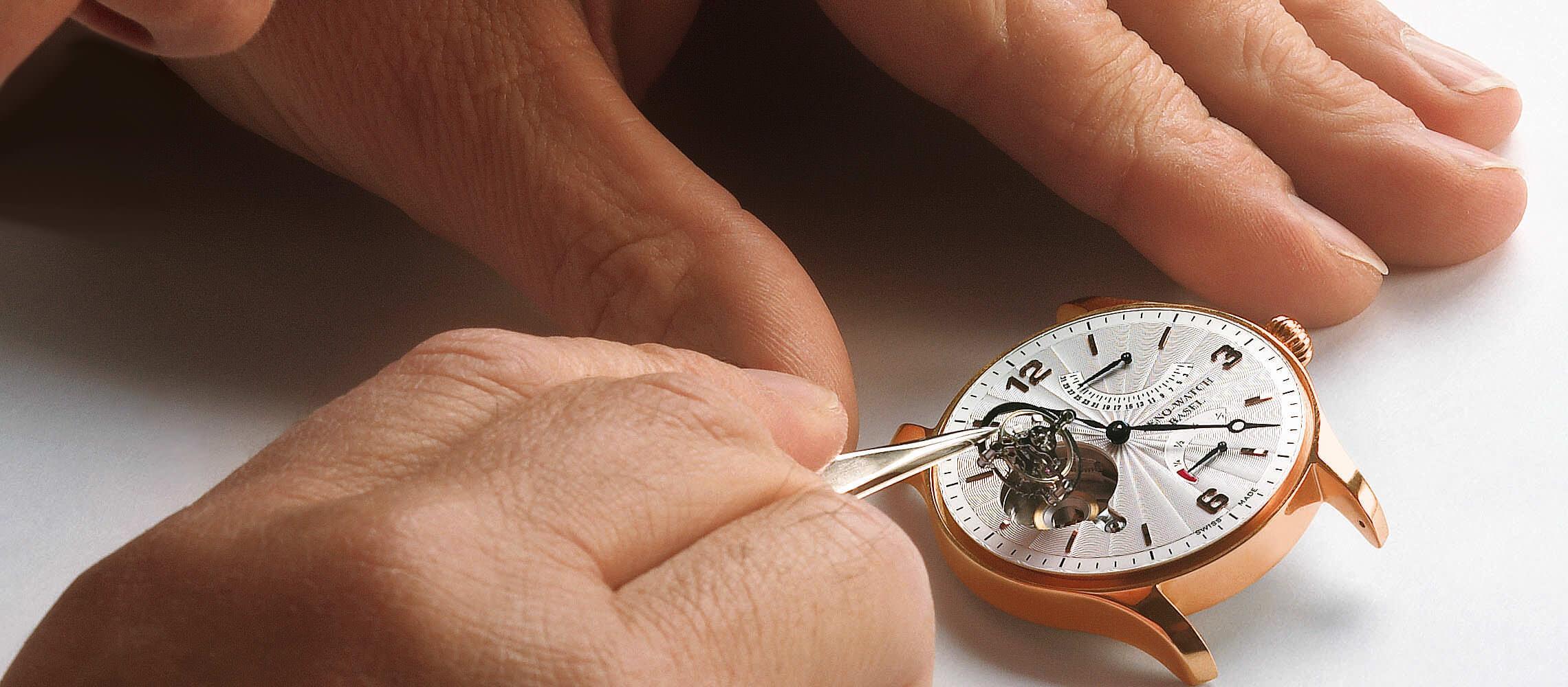 Uhren Basel