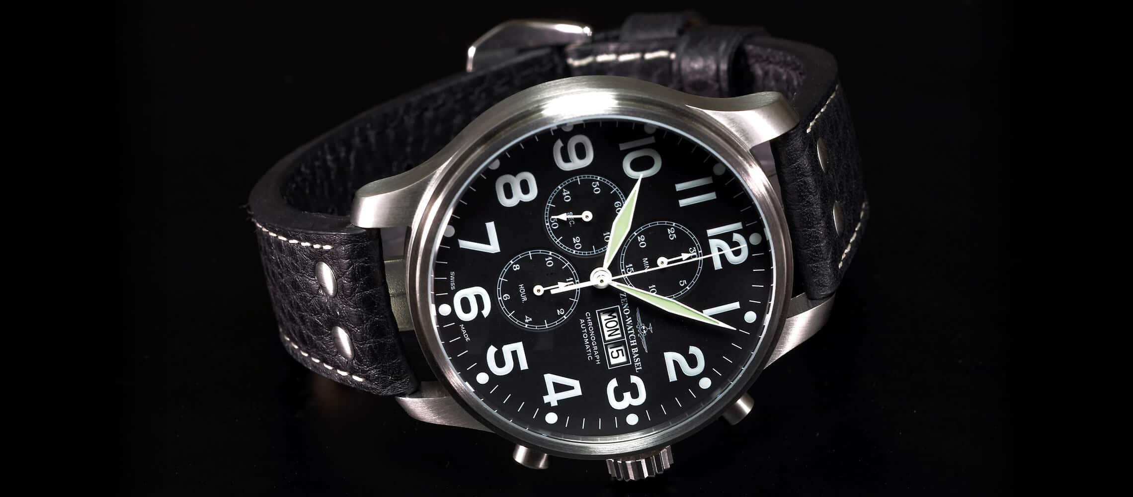 Uhren von Basler Uhrmacher