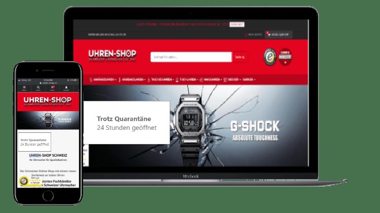 Uhren Online Shop Schweiz
