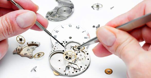 Reparaturen Armbanduhren