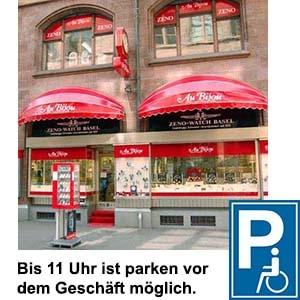 Reparaturen Basel Parkieren